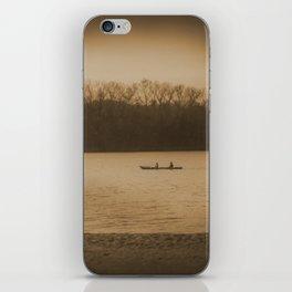 Voyage Charm iPhone Skin