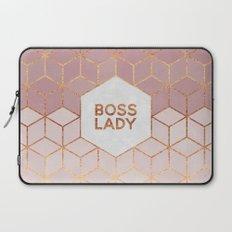 Boss Lady / 2 Laptop Sleeve