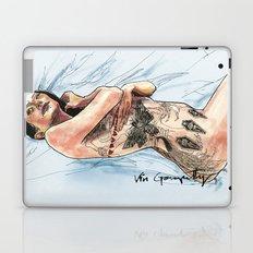 Figurative Laptop & iPad Skin