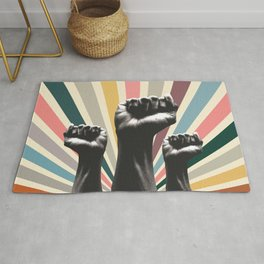 01 Fight for your right Rug