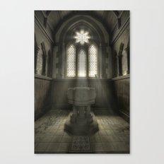 Fountain of God Canvas Print