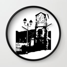 Special Clocktower Wall Clock