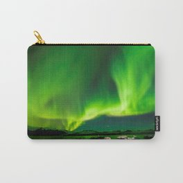 Northern Lights In Iceland Carry-All Pouch