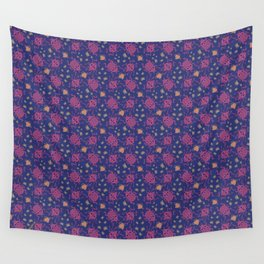 Spiders and Scarabs Wall Tapestry