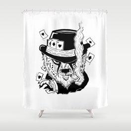 Cheat'n Cheetah Shower Curtain