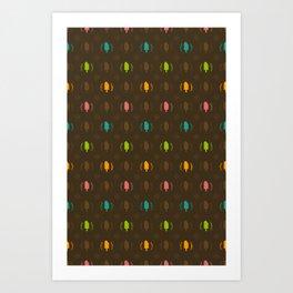 Fudge Color Art Print