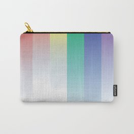 Rainbow Fade Carry-All Pouch
