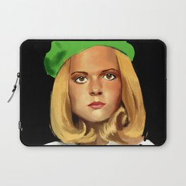 France Gall Laptop Sleeve
