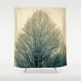 Individuality Shower Curtain