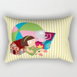 toys Rectangular Pillow