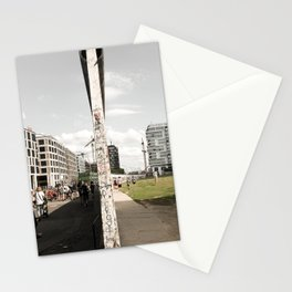 Berlin Wall Berliner Mauer Stationery Cards