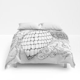 Rising Tide (Very Troubling) Comforters