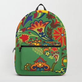 Tea drinking Backpack
