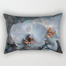 The mystery of orchid 12 Rectangular Pillow
