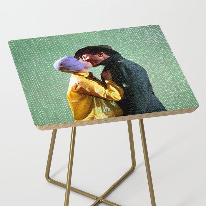 Singin' in the Rain - Green Side Table