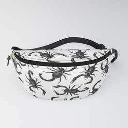 Scorpion Swarm Fanny Pack