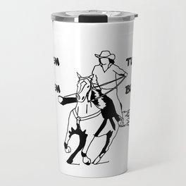 The Home Stretch Travel Mug