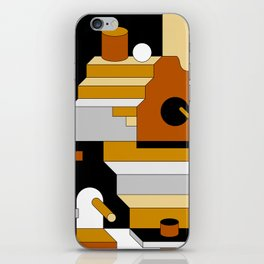 Abstraction II iPhone Skin
