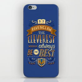 Cleverest iPhone Skin