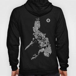 Paranormal Philippines (black) Hoody