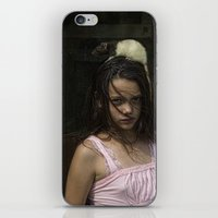 best friend iPhone & iPod Skins featuring Best friend by Carla Broekhuizen