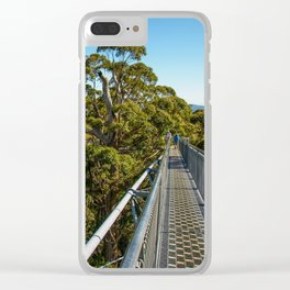 Valley Of The Giants (Tree Top Walk), Denmark, Western Australia Clear iPhone Case