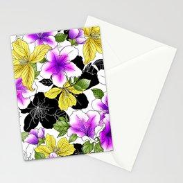Botanical Bliss Stationery Cards