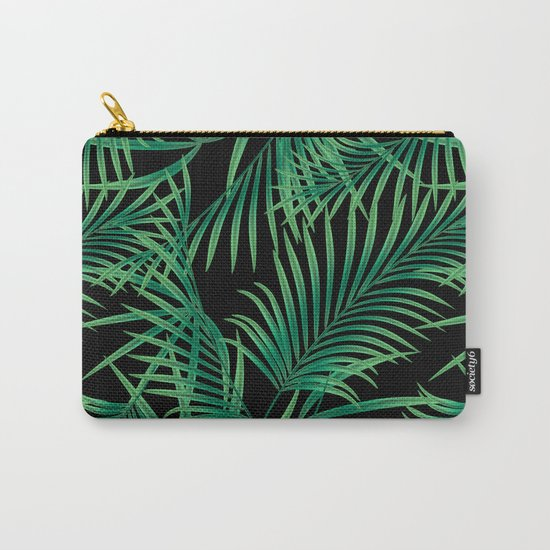 Tropical pattern. Carry-All Pouch