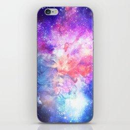 Nébuleuse iPhone Skin