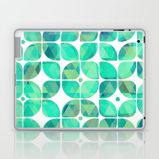Minty Laptop & iPad Skin