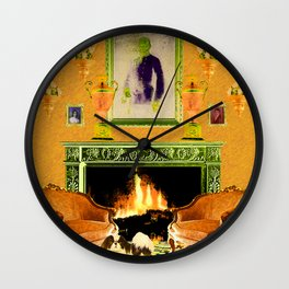 Drawing Room Wall Clock