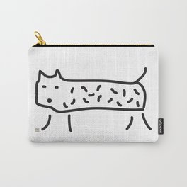 cartoon drawing Carry-All Pouch