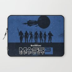 Mass Effect 3 Laptop Sleeve