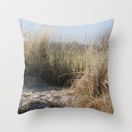 Wild Landscapes at the coast 2 Throw Pillow