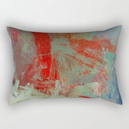 Croisades Rectangular Pillow
