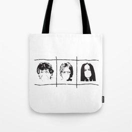 Famous singers Tote Bag