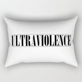 ULTRAVIOLENCE - LDR Rectangular Pillow