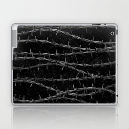 Bouquets of Barbed Wire Laptop & iPad Skin