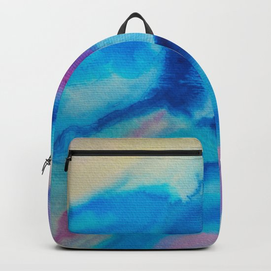 Color explosion 03 Backpack