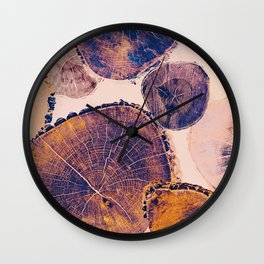 Descendant Wall Clock