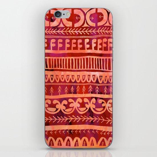 Noni- Orange iPhone & iPod Skin