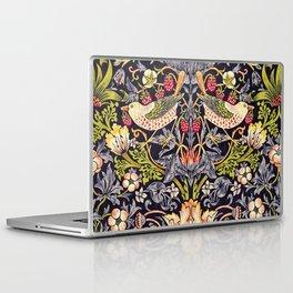 William Morris Strawberry Thief Art Nouveau Painting Laptop & iPad Skin