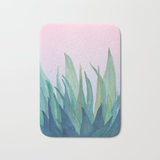 Botanical vibes 10 Bath Mat