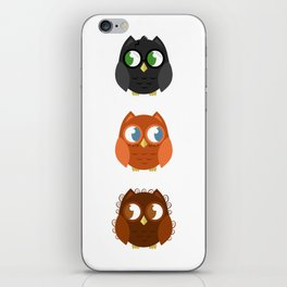 Owly Potter iPhone Skin