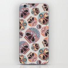 SUGAR SKULL CANDY iPhone & iPod Skin