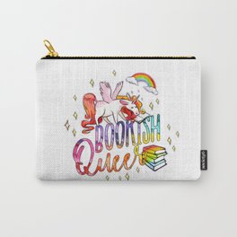 Bookish Queer Carry-All Pouch