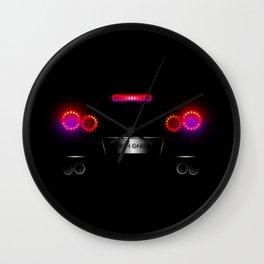 Tail Lights - Rich Gang Wall Clock