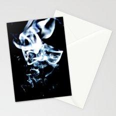 Drifting Smoke Stationery Cards