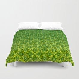 D20 Druid Ranger Crit Pattern Premium Duvet Cover