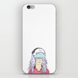 The Young Soul iPhone Skin